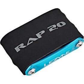 Lezyne Rap-20 Gereedschap, blue/black